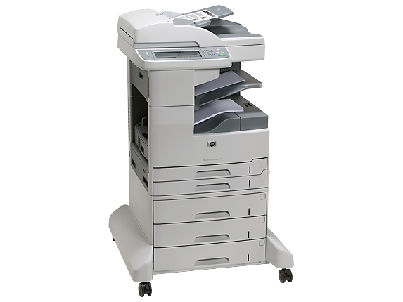 HP LaserJet M5035xs Multifunction Printer - Right