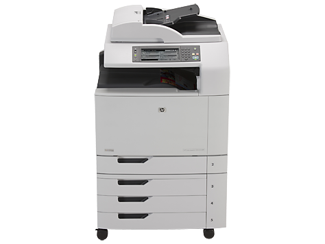 HP Color LaserJet CM6030f Multifunction Printer