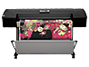 HP DesignJet Z3200 44-in PostScript Photo Printer - Center