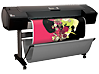 HP DesignJet Z3200 44-in PostScript Photo Printer - Right
