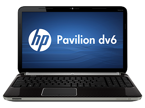 HP Pavilion dv6-6b00 Entertainment Notebook PC-serien