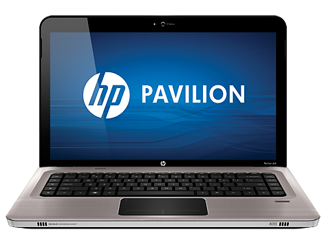 Serie Entertainment Notebook HP Pavilion dv6-3100 Quad Edition