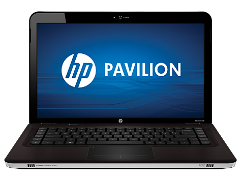 Serie Entertainment Notebook HP Pavilion dv6-3100 Select Edition