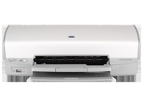 Impresora HP Deskjet serie D4100