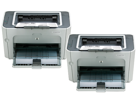 Εκτυπωτές HP LaserJet P1500 series