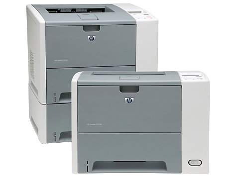 HP LaserJet P3005 printer serien