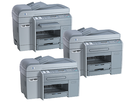 HP Officejet 9100 All-in-One series