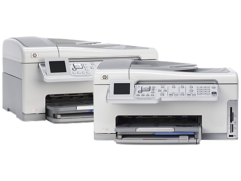 HP Photosmart C6100 All-in-One Printer series