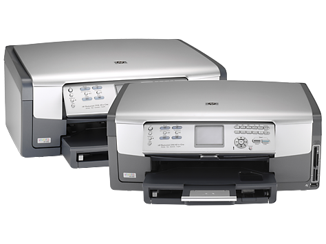 HP Photosmart 3100 All-in-One Printer series