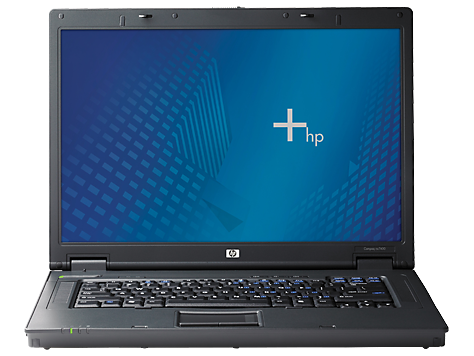 HP Compaq-Notebook-PC nx7400
