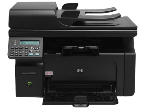 HP LaserJet Pro M1212nf Multifunction Printer series