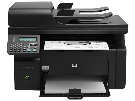 HP LaserJet Pro M1213nf/M1219nf Multifunction Printer series