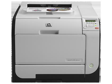 Řada tiskáren HP LaserJet Pro300 color M351