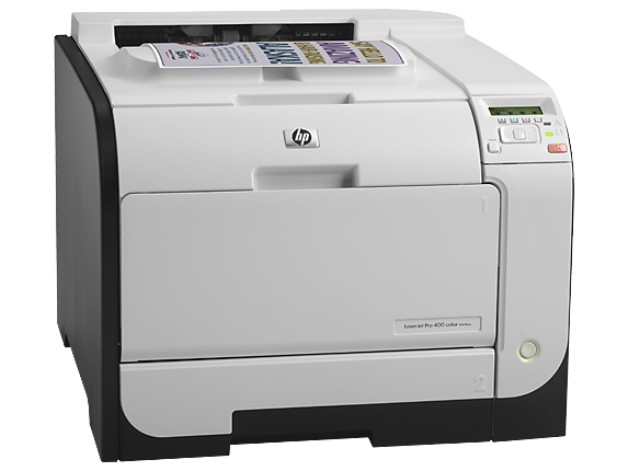 HP LaserJet Pro 400 color Printer M451nw - Right