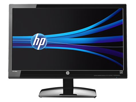 HP L200x 20-inch LED Backlit LCD Monitor