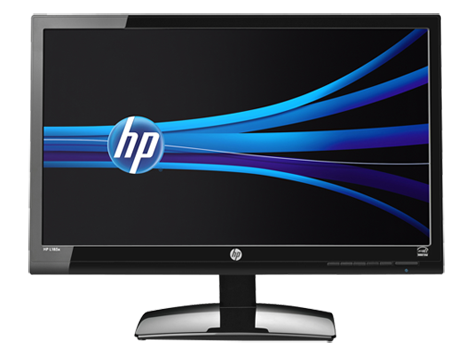HP L185x 18.5-inch LED Backlit LCD Monitor