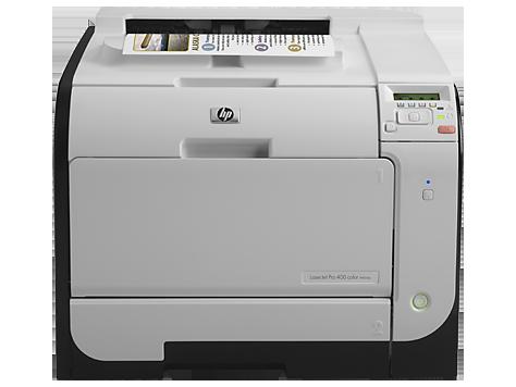 HP LaserJet Pro 400 color Printer M451dw