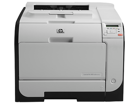 HP LaserJet Pro 400 color Printer M451 series