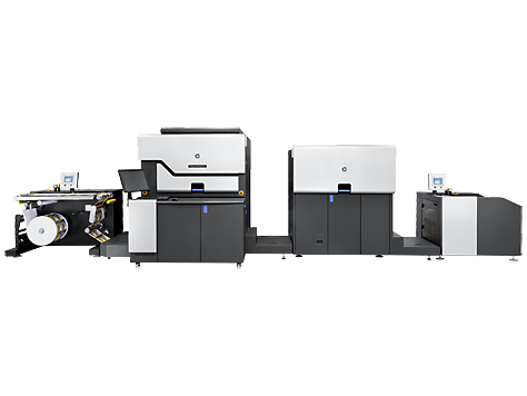 HP Indigo WS6600 Digital Press