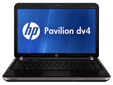 HP Pavilion dv4-4100 Entertainment Notebook serie