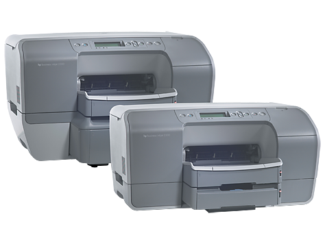HP Business Inkjet 2300 Printer series