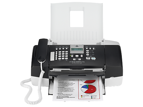 HP Officejet J3600 All-in-One-serien