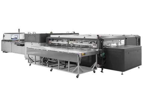 HP Scitex FB7600 industritrykkpresse