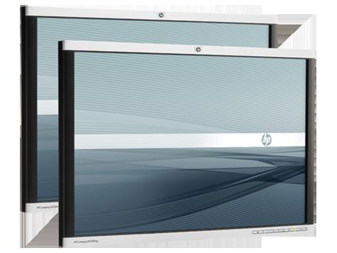 Moniteur écran large à cristaux liquides 22pouces HP Compaq LA2205wg (Twin Pack)