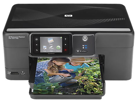 HP Photosmart Premium All-in-One printerserien -C309