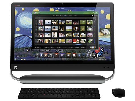 Serie PC desktop HP Omni 27-1100
