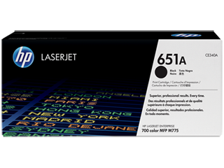 HP 651 Toner Cartridges