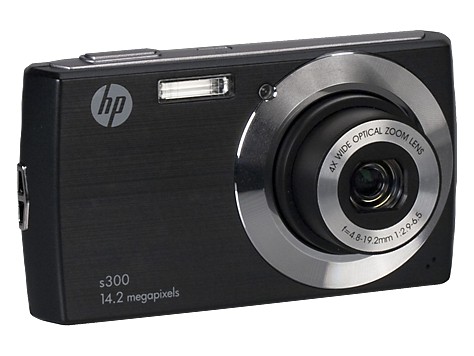 HP s300 digitale camera
