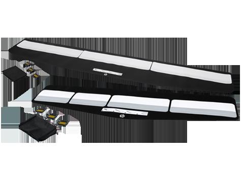 HP Designjet-Zubehör zum Einlegen von Medien