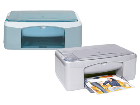 HP PSC 1200 All-in-One Printer series