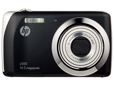 HP s500 digitale camera