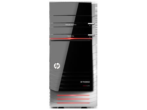 HP Pavilion HPE h9-1100 Phoenix Desktop PC series