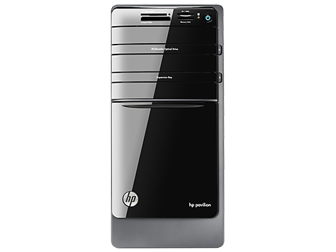 PC desktop HP Pavilion serie p7-1400