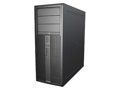 HP Compaq 8080 Elite Convertible Minitower PC