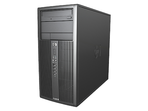 HP Compaq 6080 Pro Microtower-PC