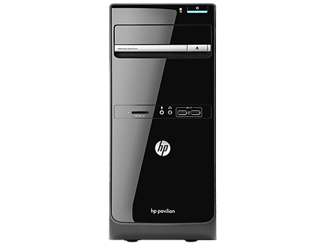 HP Pavilion p6-2100 desktop pc-serien