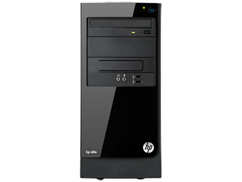PC com microtorre HP Elite 7300