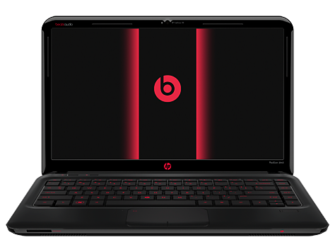 HP Pavilion dm4-3100 Beats Edition Entertainment Notebook PC series
