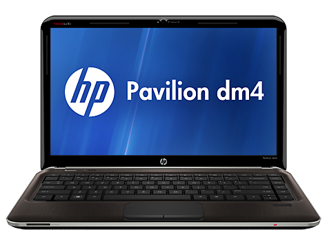 HP Pavilion dm4-3000 Entertainment notebook pc-serien