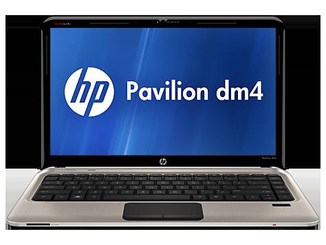 HP Pavilion dm4-3100 Entertainment Notebook-PC-Serie
