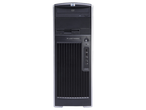 HP xw6400 arbetsstation
