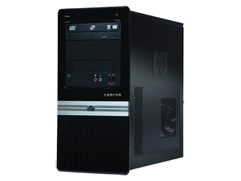 HP Pro 3080 Microtower-PC