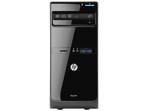 HP Pro 3400 microtower-pc