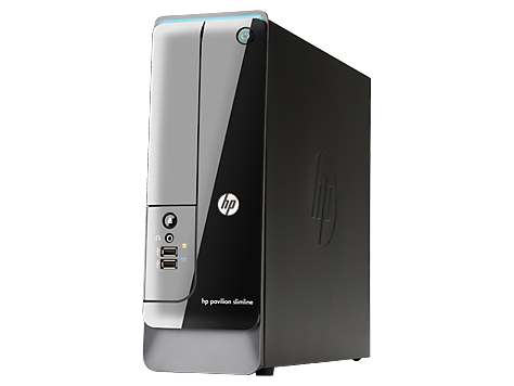 HP Pavilion Slimline s5-1100 Desktop PC series