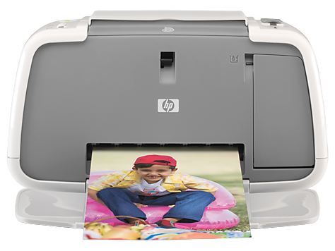 HP Photosmart A310 Compact Photo Printer series