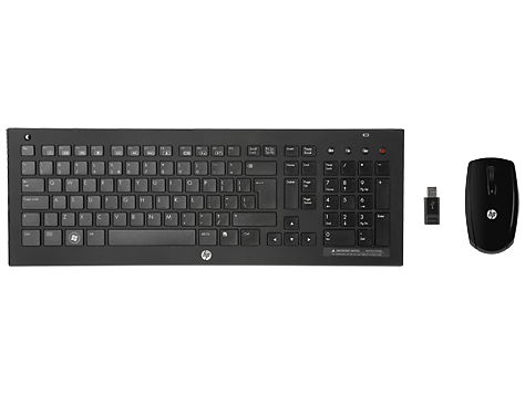 HP Wireless Desktop C7000